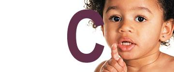 Meisjesnamen met een C