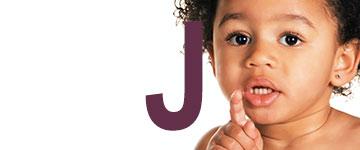 Prénoms de fille avec J