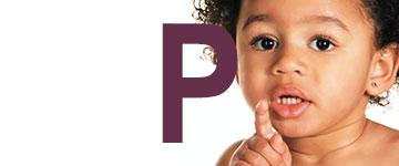 Meisjesnamen met een P