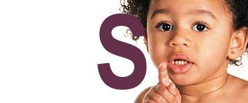 Nombres de niña con S