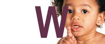 Flicknamn på W | Hitta ett namn, flicknamn och tjejnamn