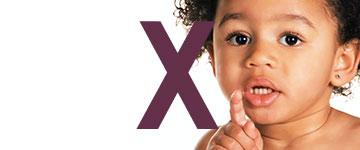 Meisjesnamen met X