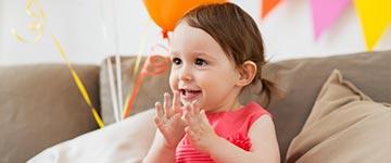 Babys immense ontwikkeling het eerste jaar