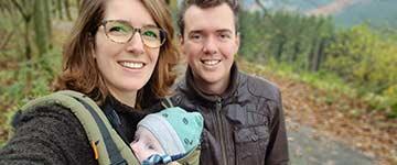 Verrassingsweekend Sauerland met baby