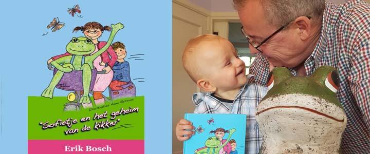 Blog Boek Sofietje en het geheim van de kikker