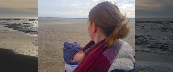 Onze eerste mini-vakantie als gezinnetje: uitwaaien op Texel