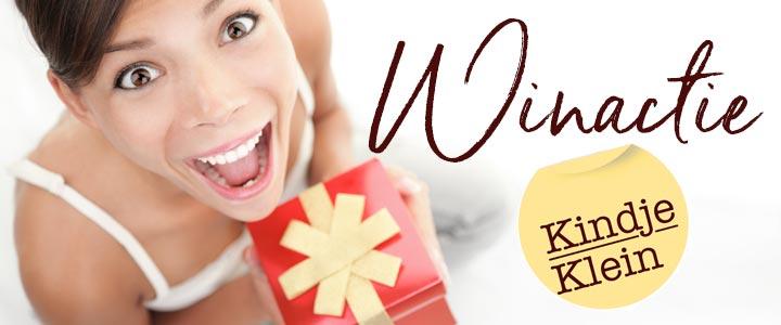 Win deze mooie cadeaus voor jou en je baby!