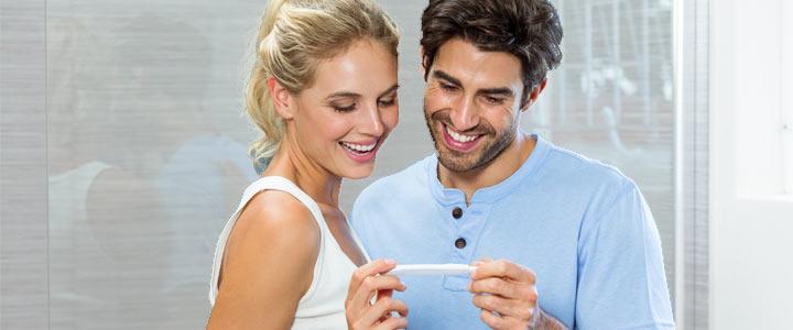 Zwangerschap dating test
