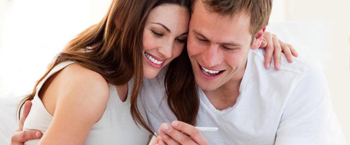 Wat zegt de zwangerschapstest? Indroogstreepje of zwanger?