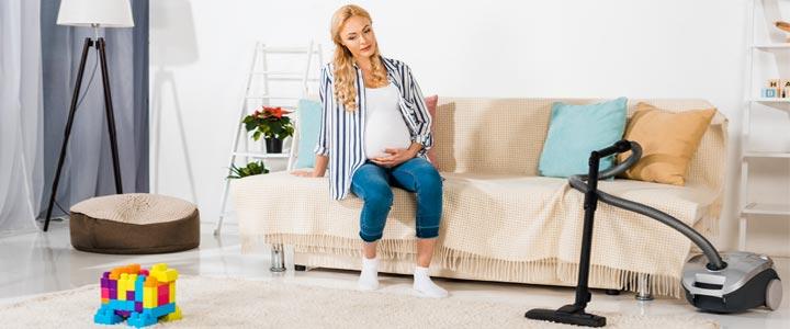 Het leed dat zwangerschapsverlof heet